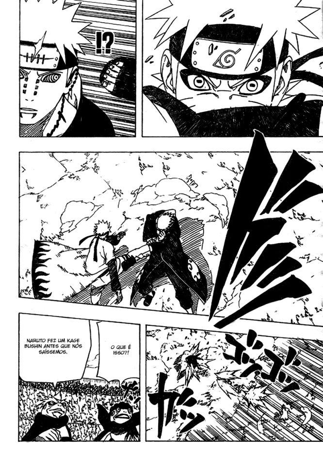 Nagato é capaz de derrotar os 5 Kages ?  Narut454