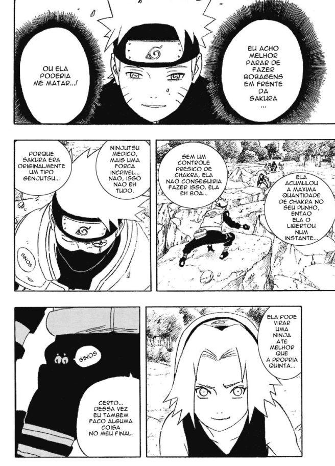 Tsunade vs Gakido e Chikushodo Naruto27