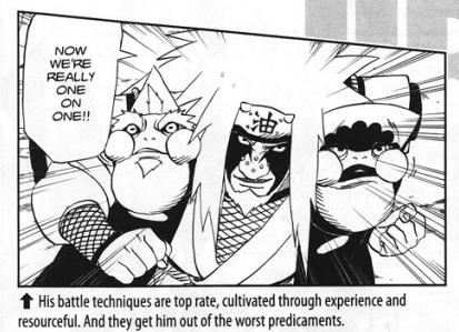 Jiraiya fazer frente a Itachi + Kisame não faz sentido para você? - Página 2 Naruto39