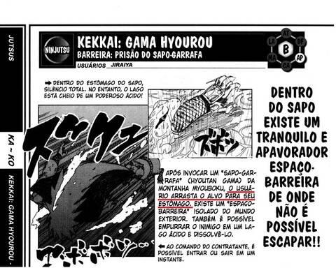 Importância do Conhecimento em Jiraiya vs. Pain 253_ke10