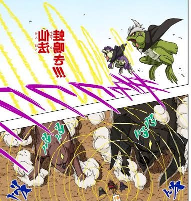 Jiraiya vs Tsunade, Shizune + 5 Anbus - Página 3 Zaojdo10
