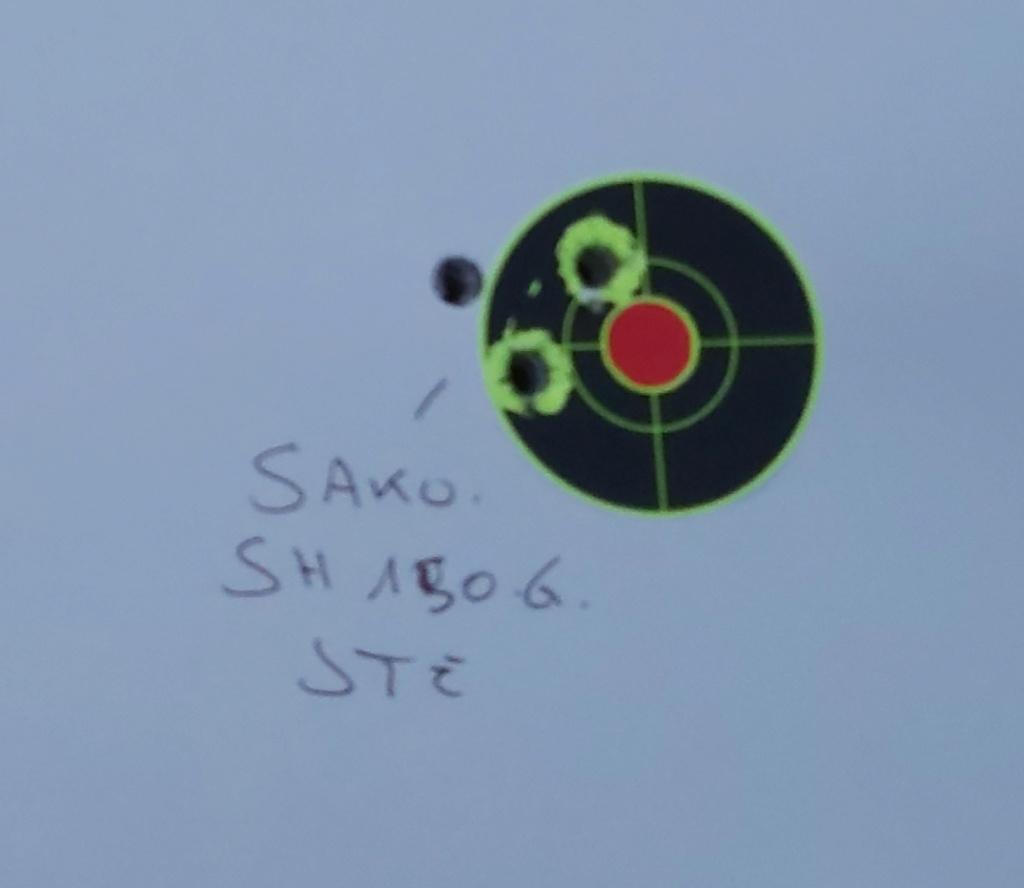 Test Titan et Sako superhammeread  20200710
