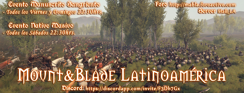 Mount&Blade Latinoamérica