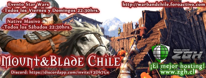 Mount&Blade Chile