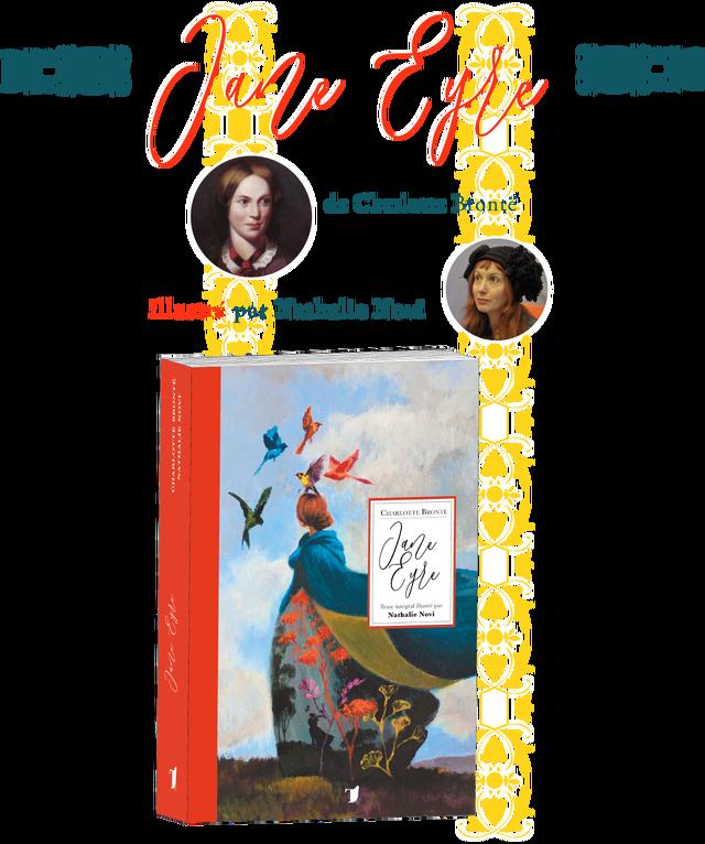 Jane Eyre, illustré par Nathalie Novi  Cc343010