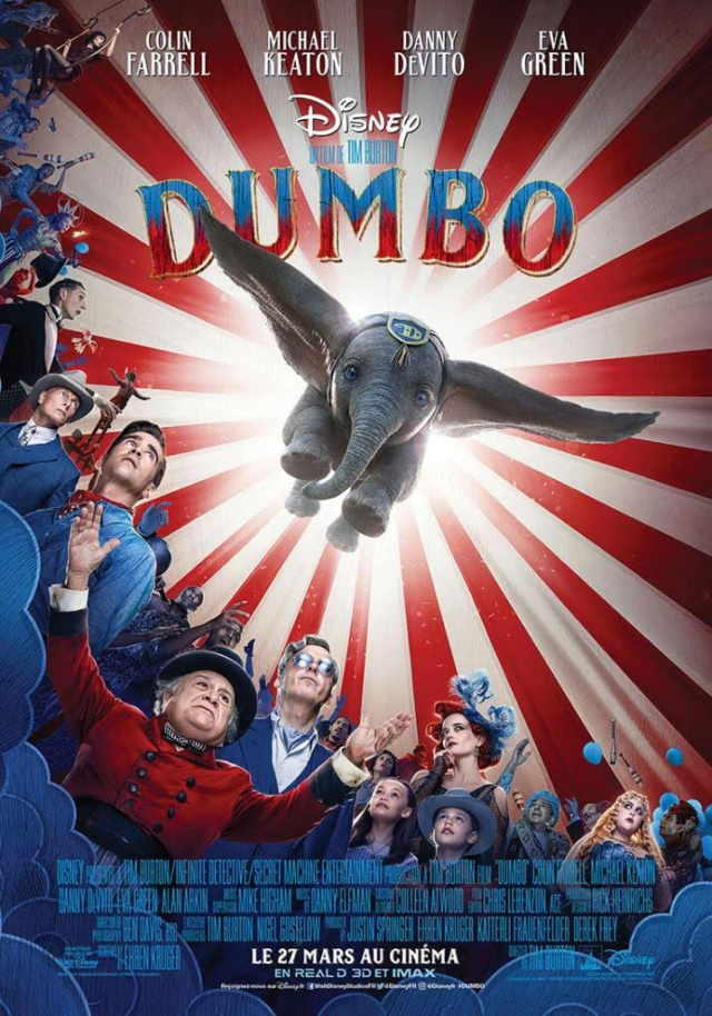 Dumbo de Tim Burton Images11