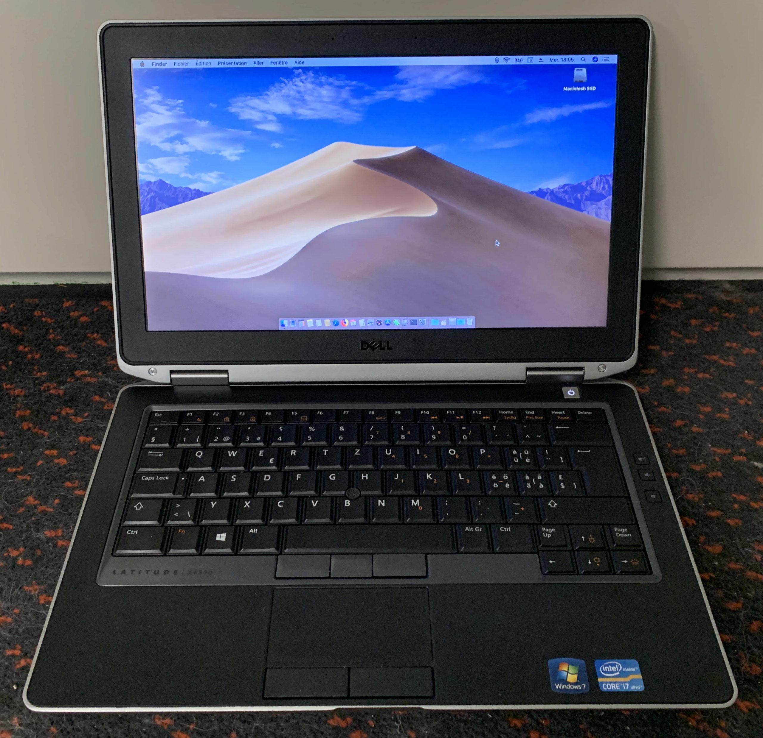 [Tuto] Dell Latitude E6330 - Mojave Photo_10