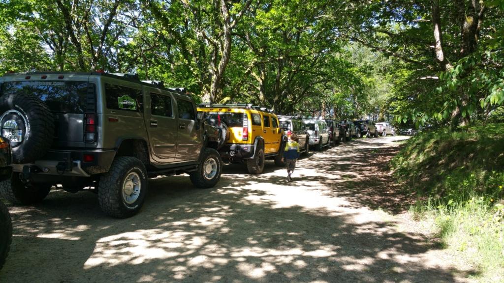 Photos & vidéos du Rallye Hummerbox 7 ème édition Juin 2019 en Corrèze(19300) 20190615