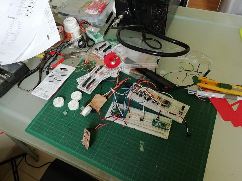 j'ai la robotique, arduino, raspberry pi Arduin11