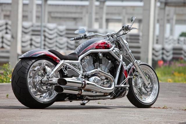 V ROD custom 00412