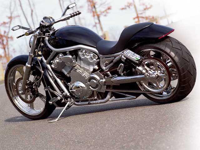 V ROD custom 081c1511