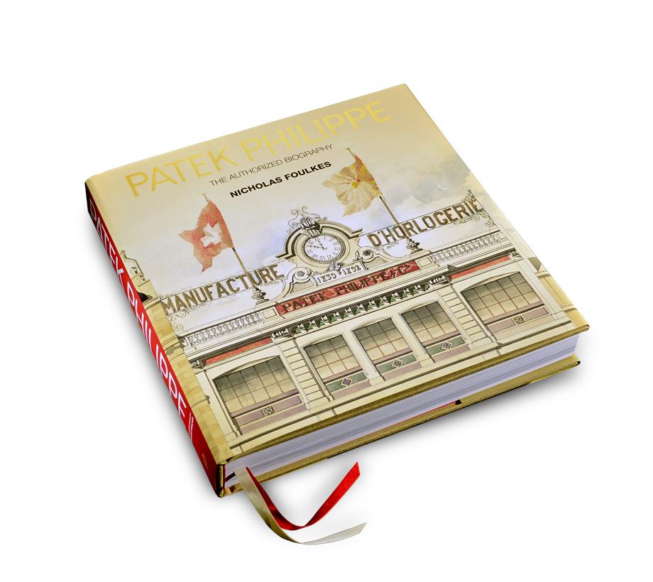 """"""" Patek Philippe The Authorized Biography """": aurons-nous une édition française ? Book_p10"""