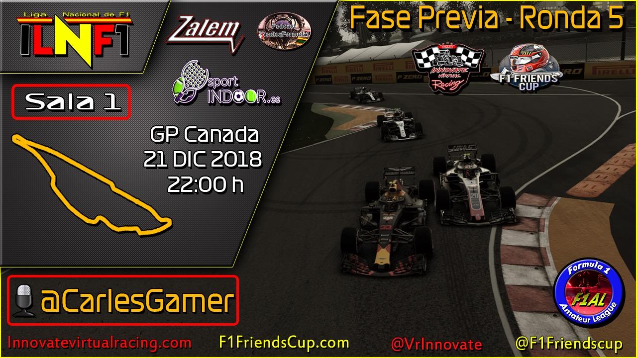 Temporada : Canadá GP #5 Img-2014
