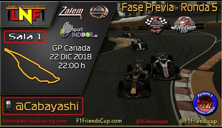 Temporada : Canadá GP #5 Img-2015