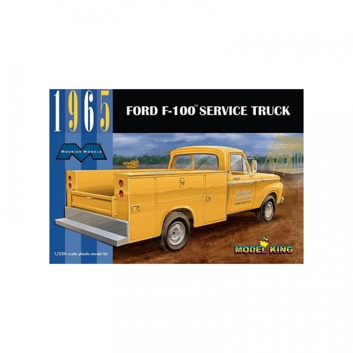 Moebius, 1965 Ford F100 Flareside! 11985310