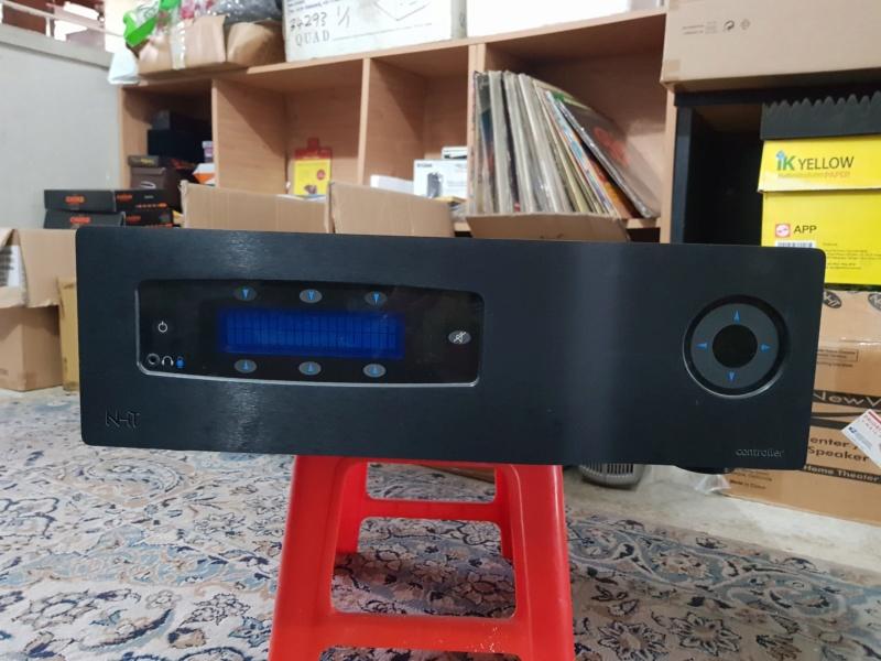 "NHT Power5 - 1000 watt Power Amp. (Free ""NHT Controller"" as a complimentary deck) 20181010"