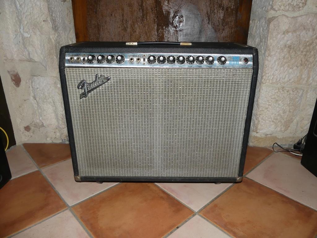 Avis sur Fender Super Reverb Amp Blackface de 1966 115