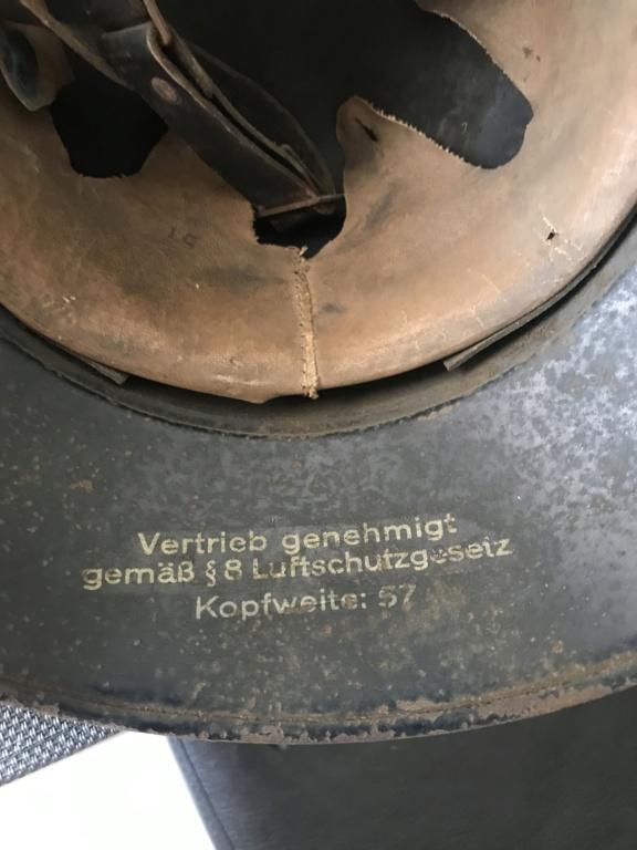 Avis achat casque allemand ss D3996210