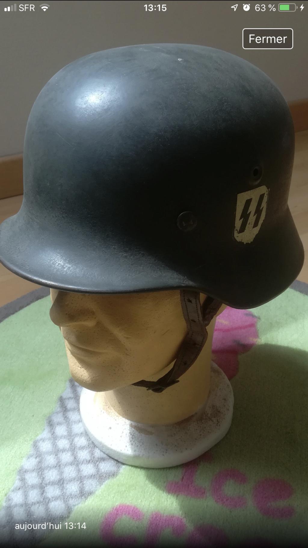 Avis achat casque allemand ss Ff7ecf10