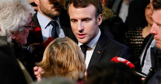 "Macron ou la tentation de la ""Pravda"" Safe_i10"