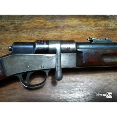 démontage culasse carabine buffalo - lebel 6mm  400f_010