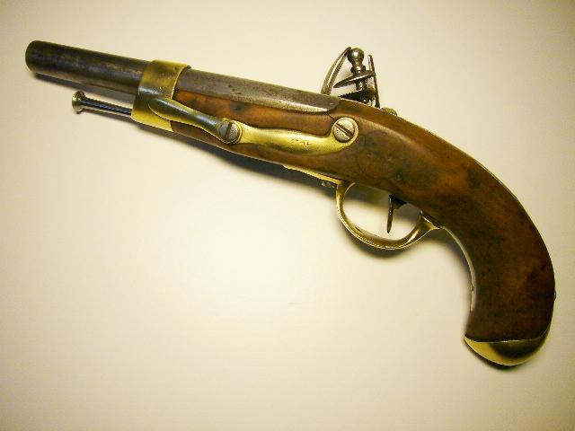 pistolet AN XIII 1807 MAUBEUGE  63f21d10