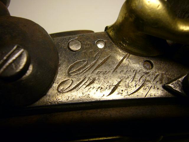 pistolet AN XIII 1807 MAUBEUGE  69134d10
