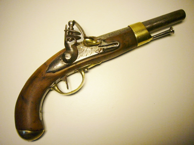pistolet AN XIII 1807 MAUBEUGE  Cc468210
