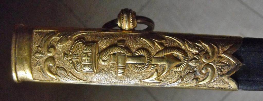sabre de marine allemand  Dscf5034