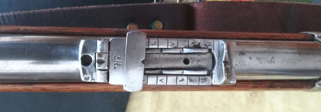 "marquage fabricant sur "" martini-peabody rifle ""  Img_2075"