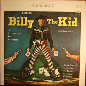Aaron Copland: Billy the Kid R-429510