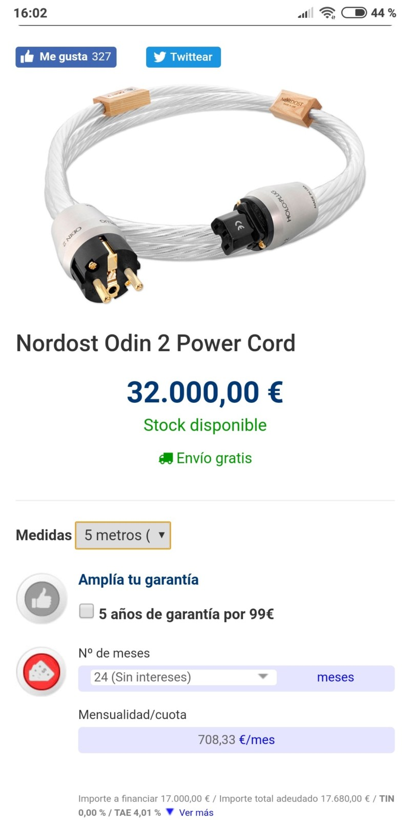 Cable de red 20190116