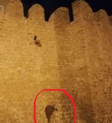 Une partie du mur de la médina de Monastir vandalisée par les citoyens Images11
