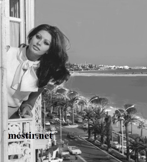 Sofia Loren. Monastir Monnn10