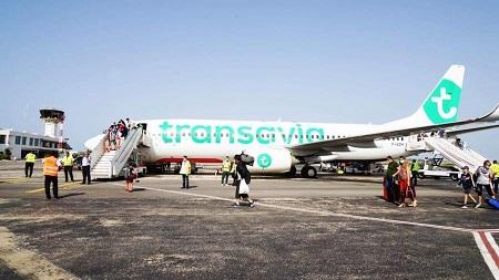 L'aéroport de Monastir reçoit le 1er vol dans le cadre du protocole de la reprise sure du transport aérien Transa10