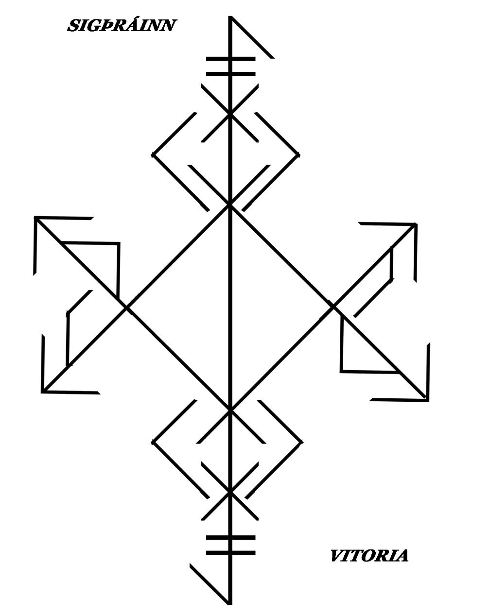 Руническая чистка SigÞráinn. Screen58