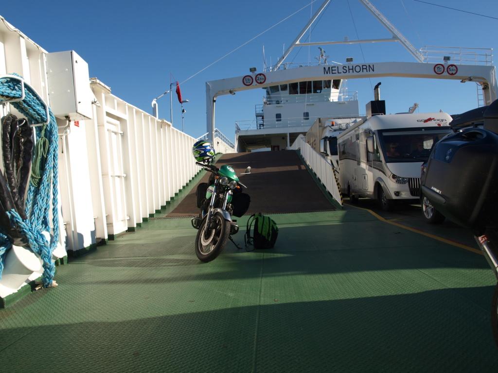 Cap au Nord pour les filles en vert P1012812