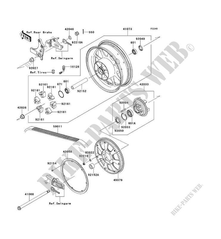 1700 VOYAGER - Bruit roue arrière  Moyeu-10