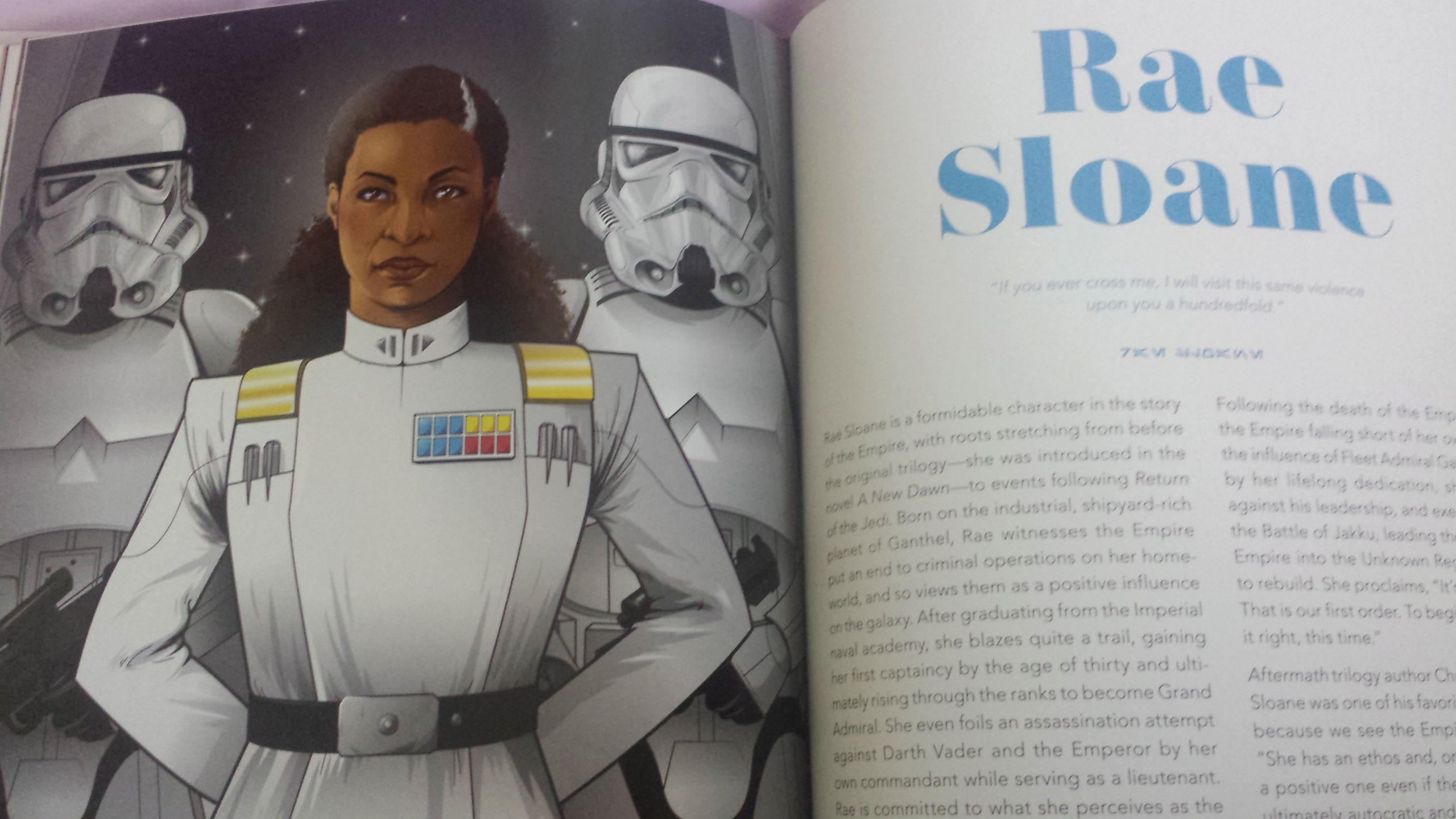 Star Wars: Women of the Galaxy 20181119