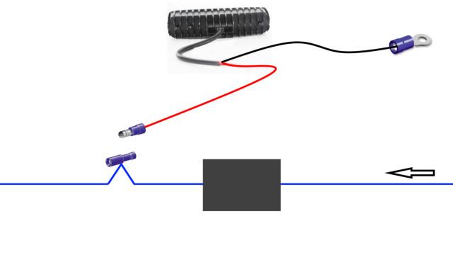 Installation de feux additionnel(s) Schzom10
