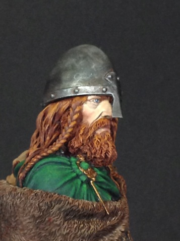 Busto Viking 1/10 Castle Miniatures Img_0514