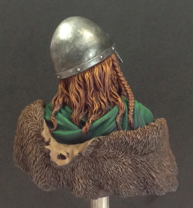 Busto Viking 1/10 Castle Miniatures Img_0515