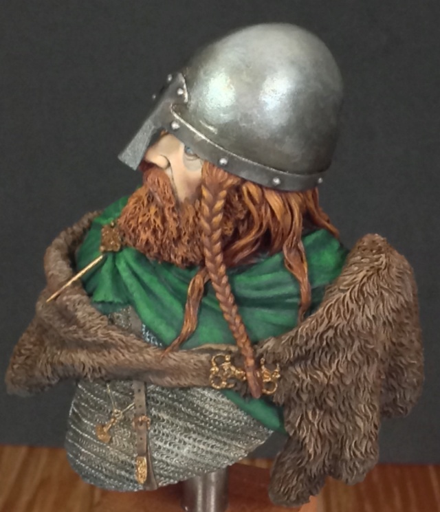 Busto Viking 1/10 Castle Miniatures Img_0516