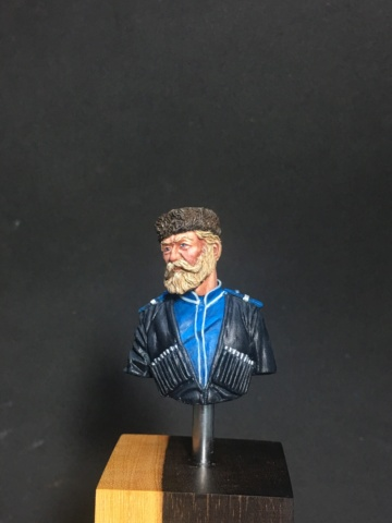 Cossaco - busto 1/16 - BadHabbit Img_1310