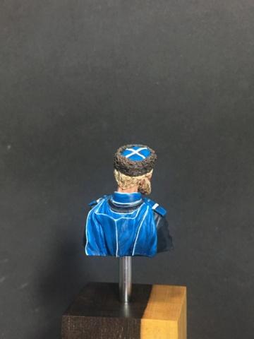 Cossaco - busto 1/16 - BadHabbit Img_1312