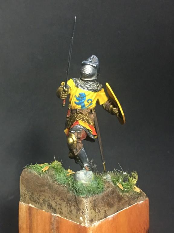 Thiago Von Koldice, Batalha de Crecy 54mm Img_1313