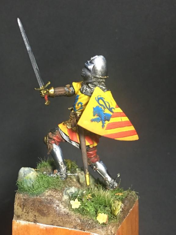 Thiago Von Koldice, Batalha de Crecy 54mm Img_1314