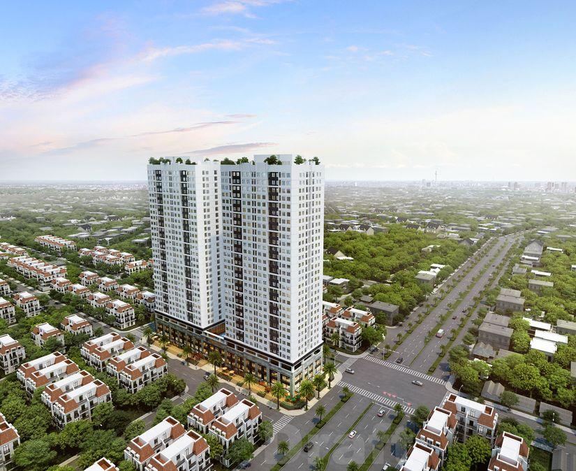 Cần bán căn hộ tại chung cư ICID Icid-c10