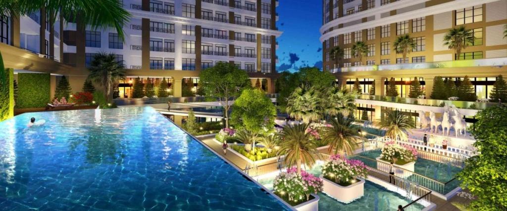 Cần bán căn hộ tại dự án Sunshine Garden Hoàng Mai Shunsh12