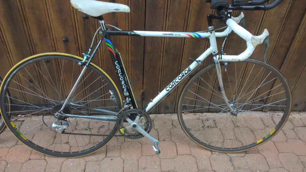 Montage vélo sur base cadre 90' Wp_20239